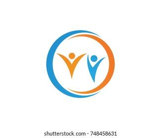 Adoption logos symbols