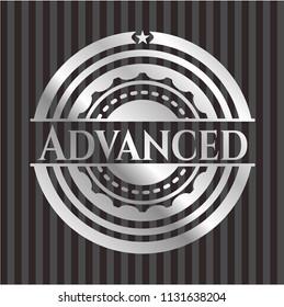Advanced silver badge