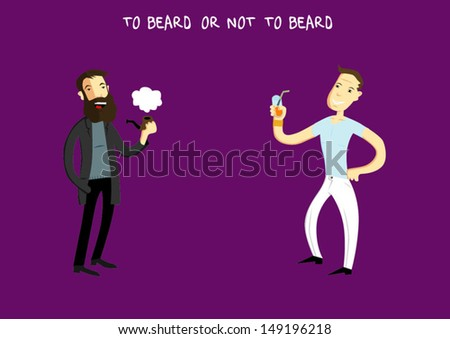 Disadvantages of beard