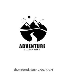 free fire logo design images stock photos vectors shutterstock https www shutterstock com image vector adventure logo creation ceap fot t 1702777975