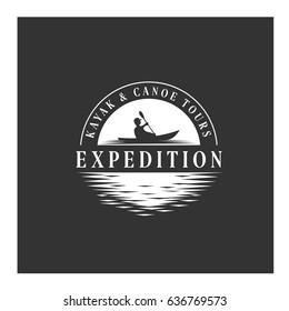 Adventure sport logo badge
