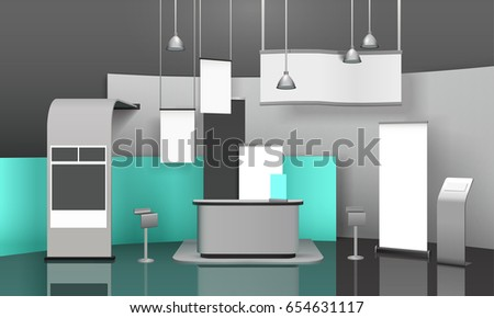 Exhibition Stall D Model Free Download : Proarch d free d models vray tutorials