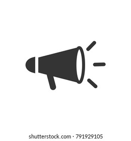 Advertising / Megaphone Icon