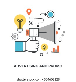 advertising and promo