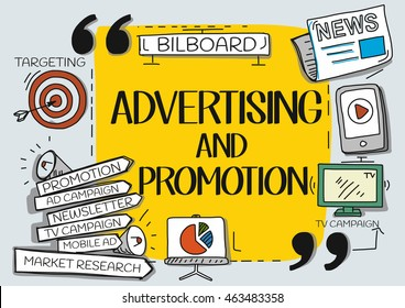 Advertising and Promotion Concept
