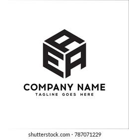 AEA Letter logo template