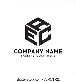 AEC Letter logo template
