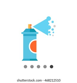 Aerosol Spray Paint Icon