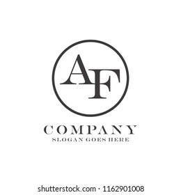 AF initial logo
