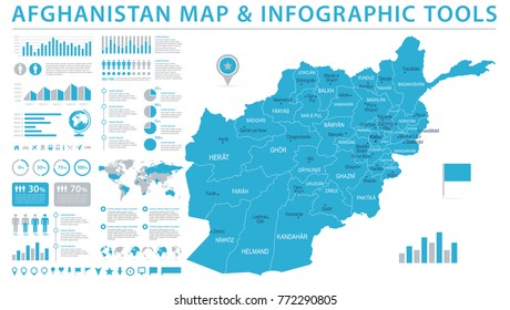 Afghanistan Map Images, Stock Photos & Vectors | Shutterstock