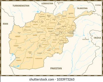 Pakistan Region Map Stock Images RoyaltyFree Images Vectors