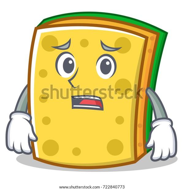 Funny Cartoon Sponge Character Hat