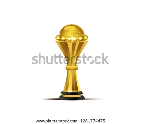 Africa Egypt 2019 trophy