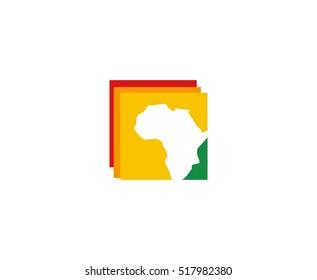 africa logo images stock photos vectors shutterstock rh shutterstock com africa logo images africa logo template