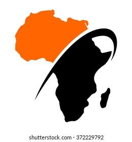 africa logo images stock photos vectors shutterstock rh shutterstock com africa logo png africa logo psd