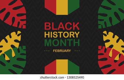 Black History Month Background Images Stock Photos Vectors Shutterstock