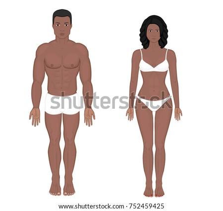 JOSEFA: African indians naked