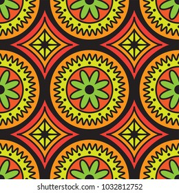 African color pattern