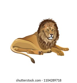 Lion Lying Down Stock Illustrations Images Vectors Shutterstock About 1% of these are stuffed & plush animal. https www shutterstock com image vector african lion lying down vector illustration 1104289718