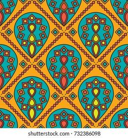African print pattern