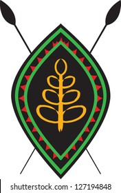 african shield