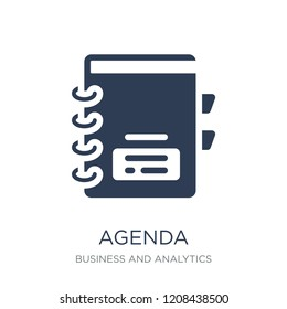 Agenda Notes Images, Stock Photos & Vectors | Shutterstock