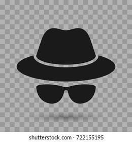 Agent icon. Vector illustration.