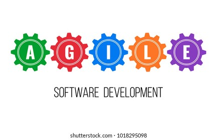 Agile Development Images Stock Photos Vectors Shutterstock