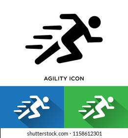 Agility Icon Stock Illustrations, Images & Vectors ...