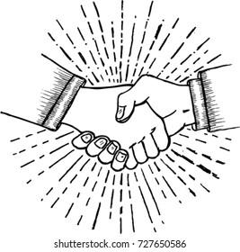 agreement, sketch