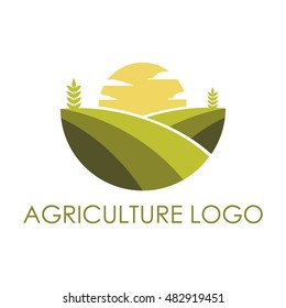 Agriculture logo, Farm logo