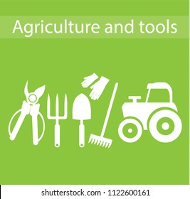 Agriculture and tools