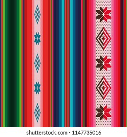 Aguayo traditional Andean fabric