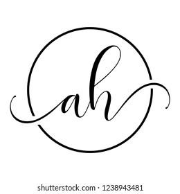 ah icon logo