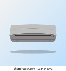 Air conditioner, cool and cold climate control system. realistic conditioner