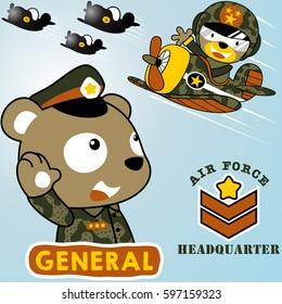 Military Cartoons Images, Stock Photos & Vectors   Shutterstock