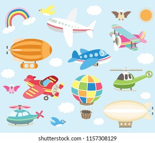Air Transportation Elements