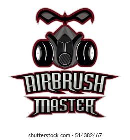 airbrush master logo