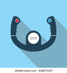 Airplane Steering Wheel Images, Stock Photos & Vectors | Shutterstock