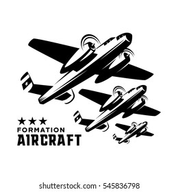 Aircraft formation