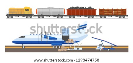 Airplane Air Transport Airliner Services Transportation