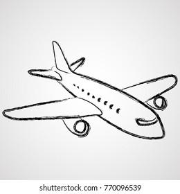 airplane drawing sunda mondayqbc com