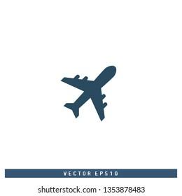 airplane icon flight symbol