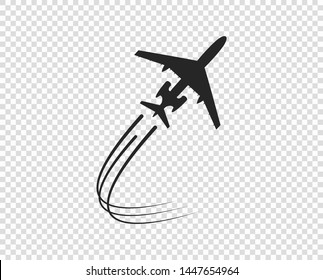 Airplane Tail Images, Stock Photos & Vectors | Shutterstock