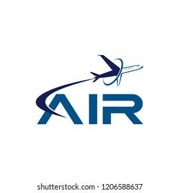airplane logo image