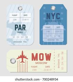 Airplane tag