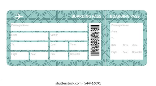 Royalty Free Boarding Pass Images Stock Photos Vectors Shutterstock