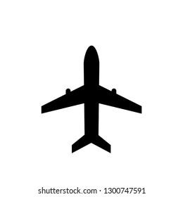 airplane,aircraft,plane icon, vector illustration