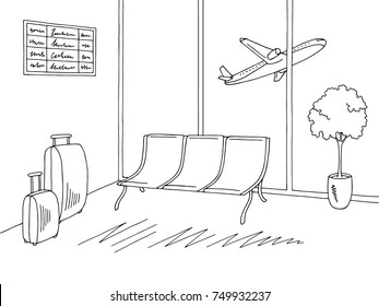 Airport Draw Images Stock Photos Vectors Shutterstock