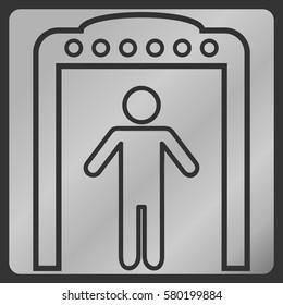 airport people scanner detector